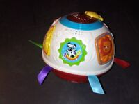 Vtech crawl and learn musical ball