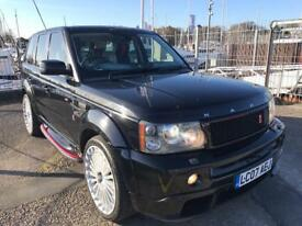 RANGE ROVER SPORT KHAN EDITION 4.2 SUPERCHARGED