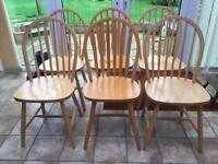 Kitchen chairs