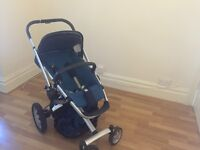 Quinny stroller & carry cot