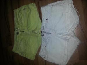 NEW GROUP PRICE**SIZE 8 SHORTS and PANTS NAME BRANDS**