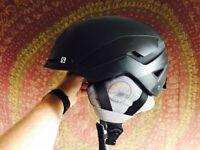 Ski Snowboard Helmet with Googles