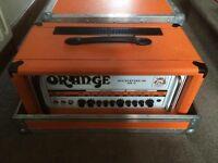 Orange Rockerverb 100 MKII Head inc Flightcase