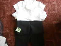 uniform set for girls age 3-4 bnwt