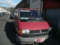 original old t4, been in the family 15 years or so, non turbo bullet proof engine,