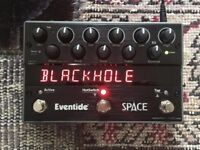 Eventide Space: Reverb and Beyond Multi FX Pedal - Mint Condition