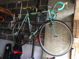 Vintage Bianchi Bike