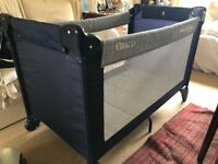 Second hand Graco Travel cot £15