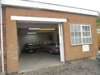 WORK SHOP 12 METRES X 6 METRE SELF CONTAINED OWN W/C 6 MOTHS MIN FROM 1ST DECEMBER