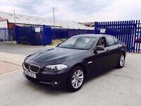 2012 BMW 5 SERIES 2.0 DIESEL FULL MAIN DEALER SERVICE HISTORY