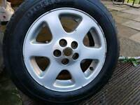 "Discovery 2 or p38 18"" alloy wheel"