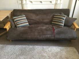 Selling Futon Sofa Bed - Pick up only