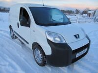 Peugeot Bipper 1.3 HDi VGC Lined 2012 Peugeot Dealer Serviced Must be seen at £3250 ono