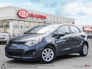 2013 Kia Rio LX+ RATES START AS LOW AS 0.9% !!