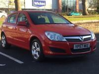 VAUXHALL ASTRA 1.3 CDTi 2008 (57 REG)*DIESEL*£1450*LOW MILES*LONG MOT*MANUAL*PX WELCOME*DELIVERY