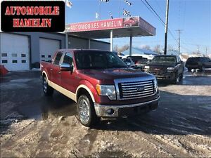 2010 Ford F-150 Lariat CREW CUIR TOIT MAGS