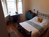 Light and spacious student room to rent from January 2018