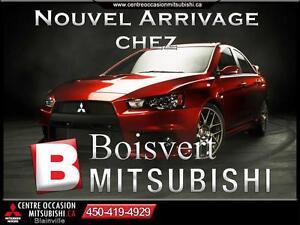 2013 Mitsubishi RVR SE AWD BLEU RARE