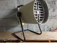 Vintage Pifco Infra Tonic Heat Lamp / Retro Lighting