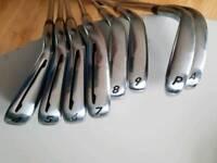 Taylormade psi irons