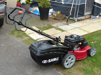 PETROL SELF DRIVE LAWNMOWER SANLI - LSB 510 S9A
