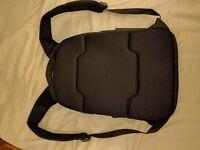 "HP laptop BACKPACK (Case) with 15 pockets (!!!) - BLACK - up to 17.3"" + tablet pocket"
