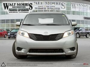 2016 Toyota Sienna LE 8 PASSENGER; PRAIRIE VEHICLE, ACCIDENT FRE