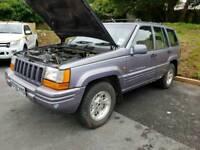 Jeep Cherokee 4.0 petrol auto no mot been stood