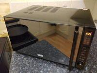Microwave Delonghi D90D25ESLRIII 900W