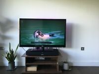LG 47 inch 1080p LED smart TV. In pristine condition - fully working with remote