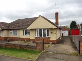 2 Bedroom Bungalow Available Immediately