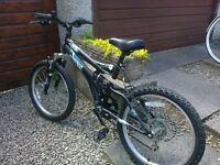 Muddyfox bike for sale