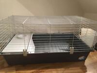 Ferplast Indoor Rabbit/Guinea Pig Cage