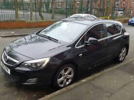 Vauxhall Astra 1.6 SRI Petrol