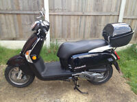 For Sale: Kymco Like 125cc (2015) - low mileage, in excellent condition. Perfect for CBT/new riders.