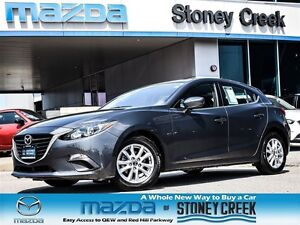 2014 Mazda MAZDA3 SPORT GS, 0.65% FIN, 1 OWNER, ACC FREE, LOW KM