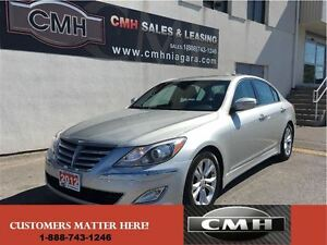 2012 Hyundai Genesis Sedan ROOF LEATHER *CERTIFIED*