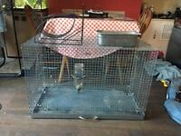 Metal rat degu cage