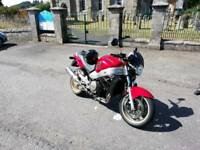 HONDA X11 2003 SALE OR SWAP FOR CRUISER OR ADVENTURE STYLE BIKE