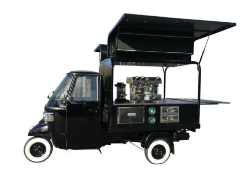 piaggio ape tuktuk verkoopwagen of foodtruck op maat. Black Bedroom Furniture Sets. Home Design Ideas