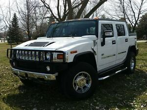 2007 Hummer H2 SUT LUXURY-RARE--IMMACULATE-