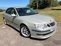 2007 56 SAAB 9-3 2.0 4 DOOR SALOON - *APRIL 2019 M.O.T* - FULL CREAM LEATHER - GOOD EXAMPLE!!
