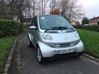 Smart Fortwo 0.7 City Passion 3dr
