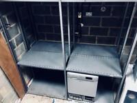 Metal Racking shelves storage