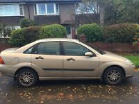 Ford Focus Ghia 1999 - Spares or Repair