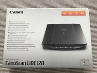 Canon CanoScan LiDE 120 Compact Scanner