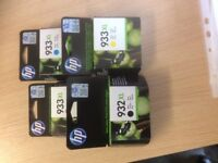 HP 932 XL & 933 XL PRINTER INKS