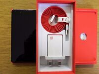 Oneplus X Black Onyx Mobile Phone Mint