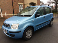2005 FIAT PANDA DYNAMIC 1.2L * STUNNING CONDITION INSIDE & OUT * DRVIES PERFECT * LONG MOT * F.S.H !