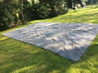Carpet large (5mtrs 60cms) long (3 mtrs 80cms) wide